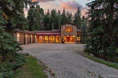 Evergreen Single Family Home Active: 8701 Grizzly Way