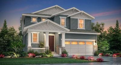 Commerce City Single Family Home Active: 9475 Quintero Street