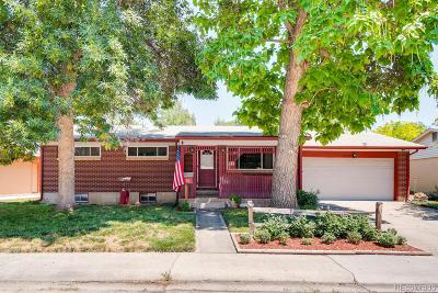 Longmont Single Family Home Active: 1826 Corey Street