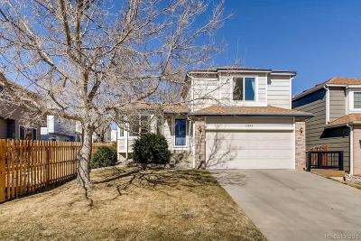 Littleton Single Family Home Under Contract: 12689 West Gould Drive