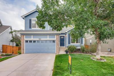 Highlands Ranch Single Family Home Active: 9614 Silverberry Circle