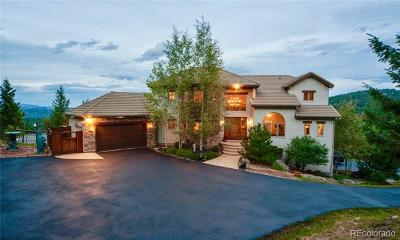 Golden, Lakewood, Arvada, Evergreen, Morrison Single Family Home Active: 27921 Alabraska Lane