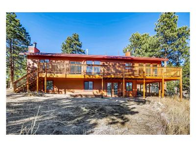 Pine Single Family Home Under Contract: 15626 Pine Valley Road