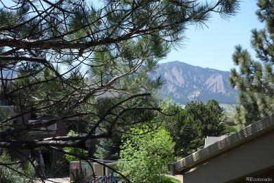Boulder CO Condo/Townhouse Active: $409,900
