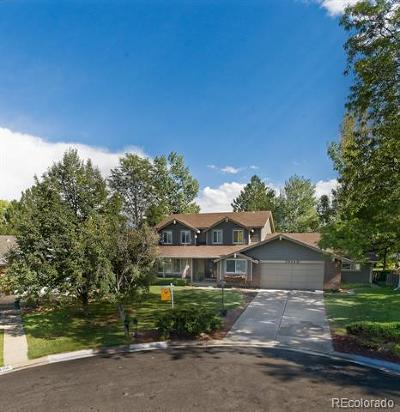 Westminster Single Family Home Active: 10140 Vrain Court