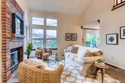 Littleton Single Family Home Under Contract: 7626 Dusk Street