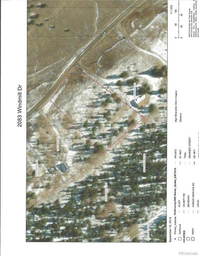 Hartsel CO Residential Lots & Land Under Contract: $25,000