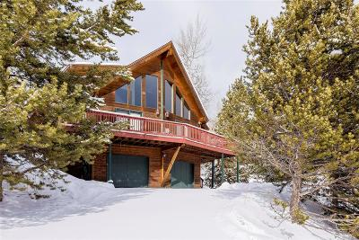 Steamboat Springs Single Family Home Under Contract: 36965 William William