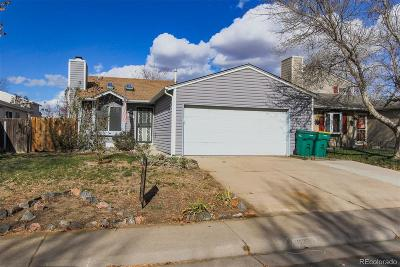 Aurora Single Family Home Under Contract: 19307 East Batavia Drive