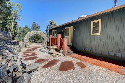 Evergreen Single Family Home Under Contract: 27971 Bonanza Drive