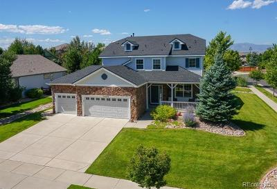 Broomfield Single Family Home Active: 14675 Golden Eagle Run