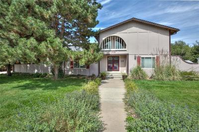 Northglenn Single Family Home Under Contract: 1305 Claire Lane