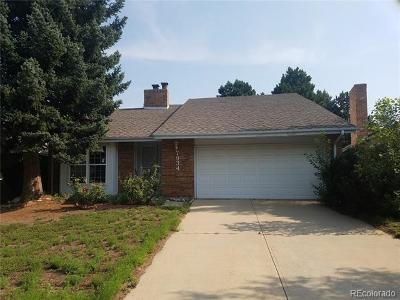 Willow Creek Single Family Home Active: 7934 South Trenton Street