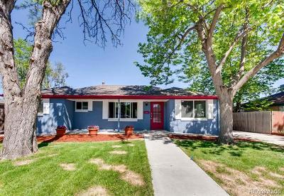 Arvada Single Family Home Active: 5390 Iris Street