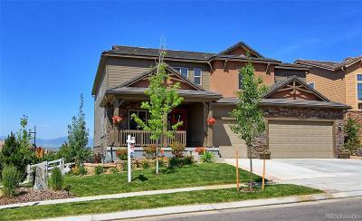 Broomfield Single Family Home Under Contract: 15955 Humboldt Peak Drive