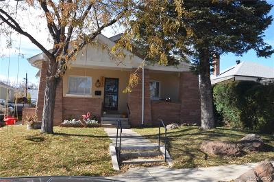 Wheat Ridge Single Family Home Under Contract: 2943 Ames Street