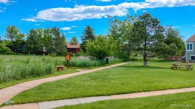 Boulder Condo/Townhouse Active: 3289 Cripple Creek Trail #C10
