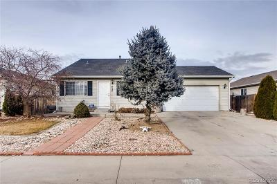 Greeley Single Family Home Active: 929 East 25th Street Lane