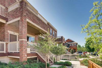 Boulder Condo/Townhouse Active: 1850 Yaupon Avenue #C3