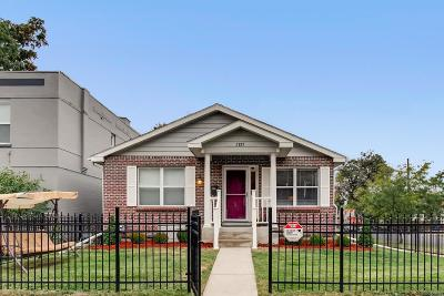 Denver Single Family Home Active: 2875 North Josephine Street
