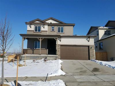 Parker Single Family Home Active: 11798 Dodworth Street
