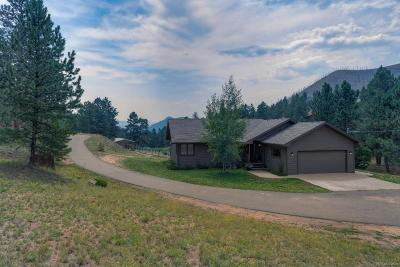 Pine Single Family Home Under Contract: 15737 Pine Valley Road