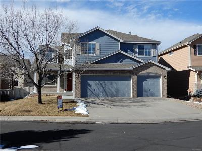 Arvada Single Family Home Active: 6067 Cole Court