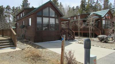 Fairplay Single Family Home Under Contract: 122 Sunshine Loop
