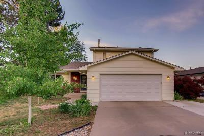 Greeley Single Family Home Under Contract: 4310 West 22nd Street