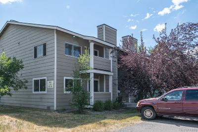 Condo/Townhouse Under Contract: 1385 Sparta Plaza #3