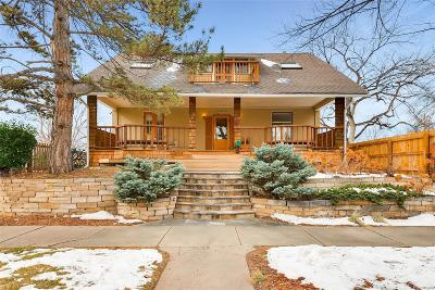 Denver CO Single Family Home Active: $1,399,997