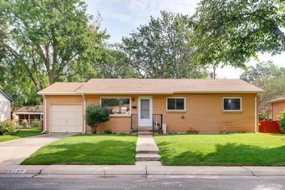 Arvada Single Family Home Under Contract: 6137 Jellison Way