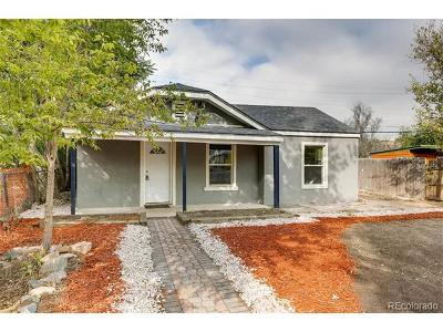 Adams County Single Family Home Active: 1545 Dallas Street
