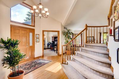 Highlands Ranch Single Family Home Active: 10001 Saddlehorn Lane