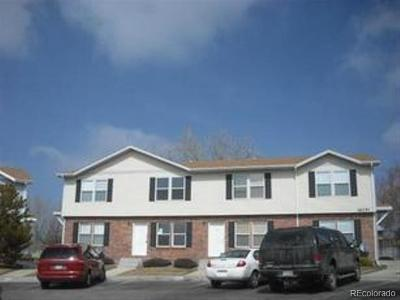 Adams County Condo/Townhouse Active: 16251 East 17th Place #B