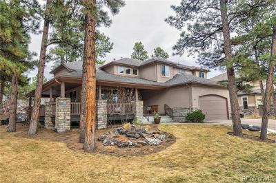 Castle Pines Village, Castle Pines Villages Single Family Home Active: 492 Tolland Drive