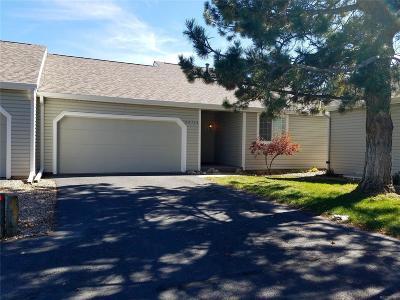 Aurora Condo/Townhouse Under Contract: 2830 South Heather Gardens Way #B