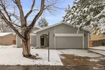 Arapahoe County Single Family Home Active: 15835 East Oxford Avenue