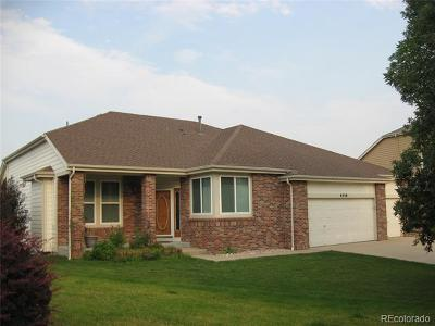 Arvada Single Family Home Active: 6358 Wier Way