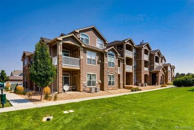 Englewood Condo/Townhouse Active: 7440 South Blackhawk Street #203