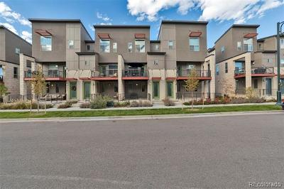 Denver Condo/Townhouse Active: 9057 East 52nd Avenue