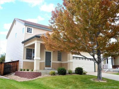 Highlands Ranch Rental Active: 10371 Tracewood Court