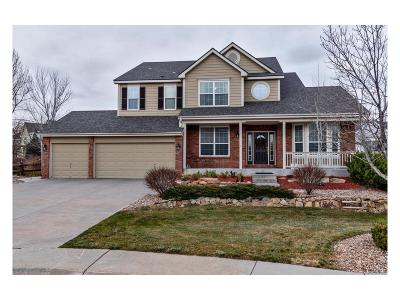 Aurora Single Family Home Under Contract: 6439 South Walden Way