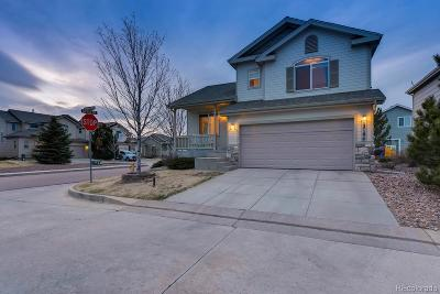 Peyton Single Family Home Under Contract: 12104 Kaufman Point