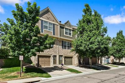 Centennial Condo/Townhouse Active: 8117 South Fillmore Way