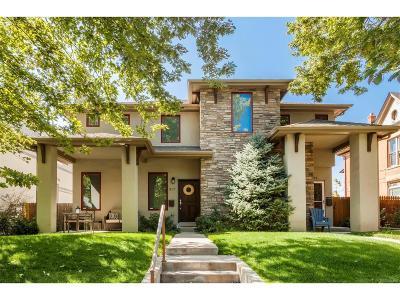 Denver Condo/Townhouse Active: 315 South Emerson Street