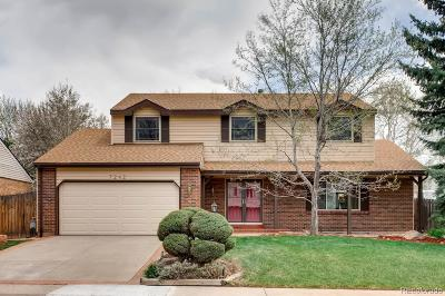 Littleton CO Single Family Home Under Contract: $500,000