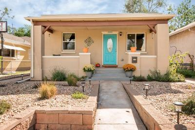Denver Single Family Home Under Contract: 2034 South Acoma Street