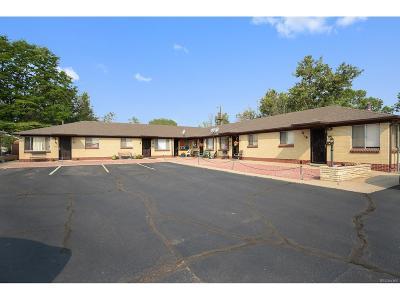 Jefferson County Multi Family Home Under Contract: 4669 Otis Street