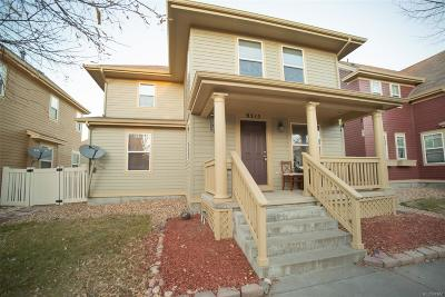 Commerce City Single Family Home Active: 9315 East 108th Place